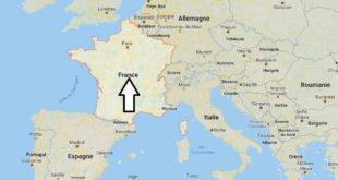 Où se trouve France