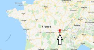 Où se trouve Lyon