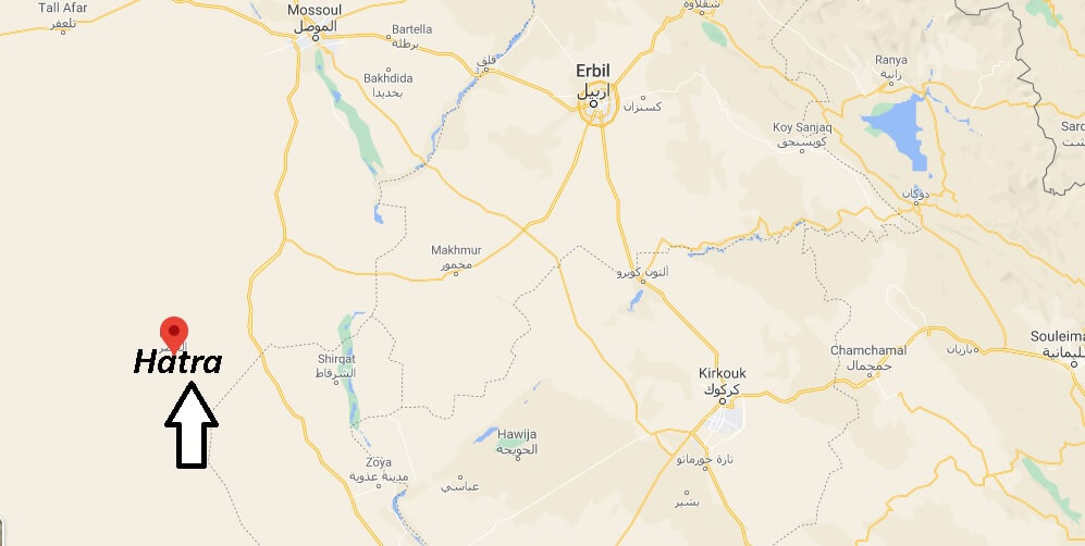Hatra Irak