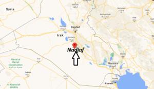 Nadjaf Irak