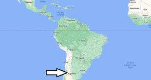 Où se trouve L-Argentine