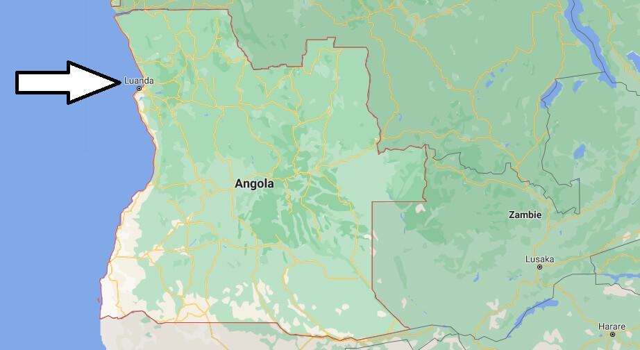Quel est la capitale de l-Angola