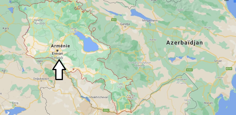 Quelle est la capitale de l-Arménie