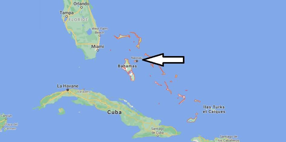 Quelle est la capitale des Bahamas