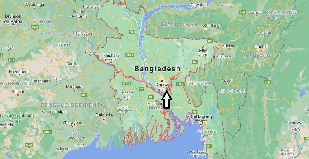 Quelle est la capitale du Bangladesh