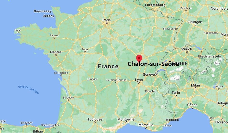 Dans quelle région se trouve Chalon-sur-Saône