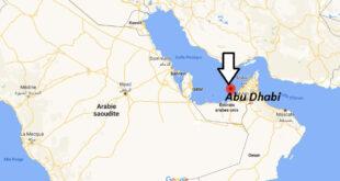 Où se trouve Abu Dhabi