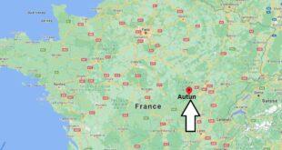 Où se trouve Autun