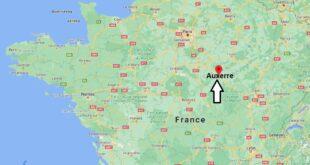 Où se trouve Auxerre