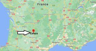 Où se trouve Cahors