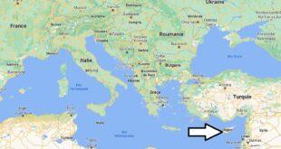 Où se trouve Chypre
