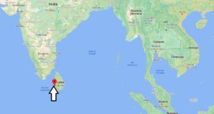Où se trouve Colombo