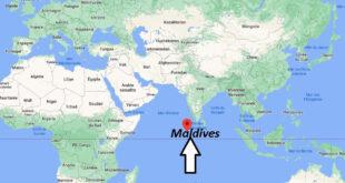 Où se trouve Maldives