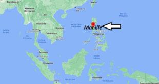 Où se trouve Manille
