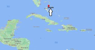 Où se trouve Nassau