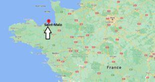 Où se trouve Saint-Malo