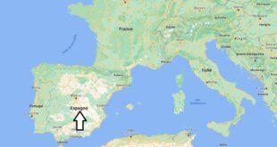 Où se trouve l-Espagne