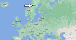 Où se trouve la Suède