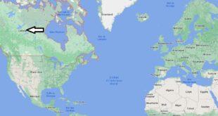 Où se trouve le Canada