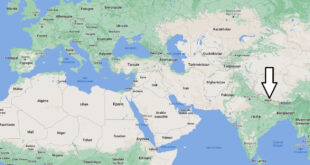 Où se trouve le Népal