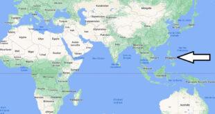 Où se trouve les Philippines