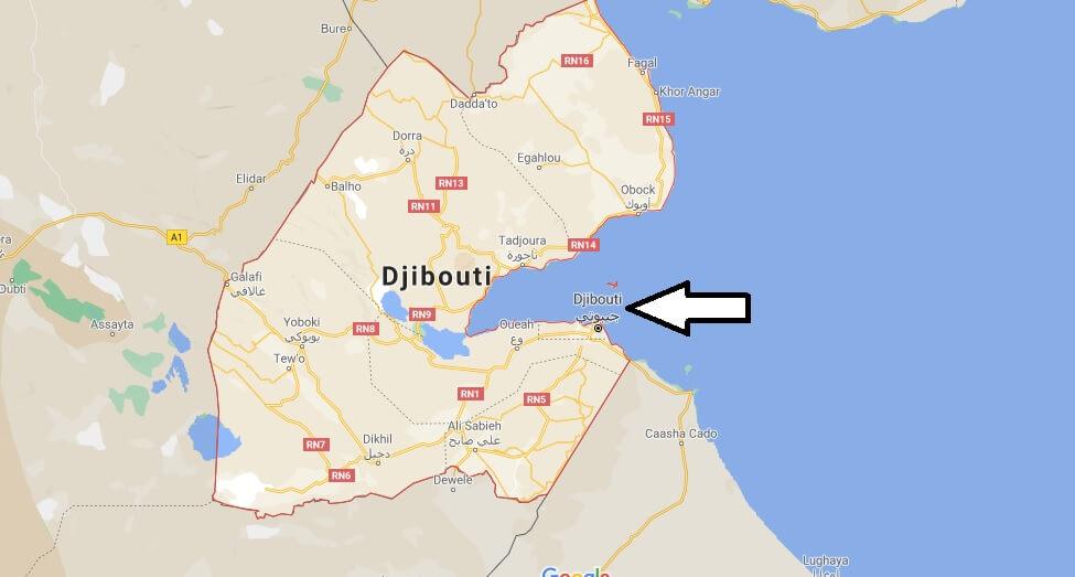 Quelle est la capitale de Djibouti