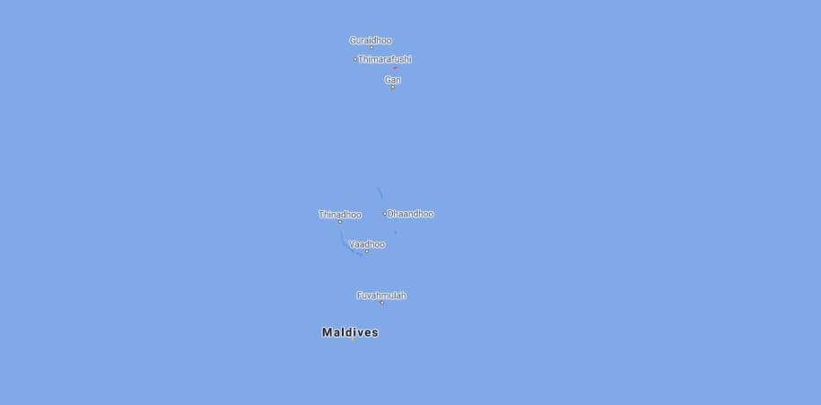 Quelle est la capitale de Maldives