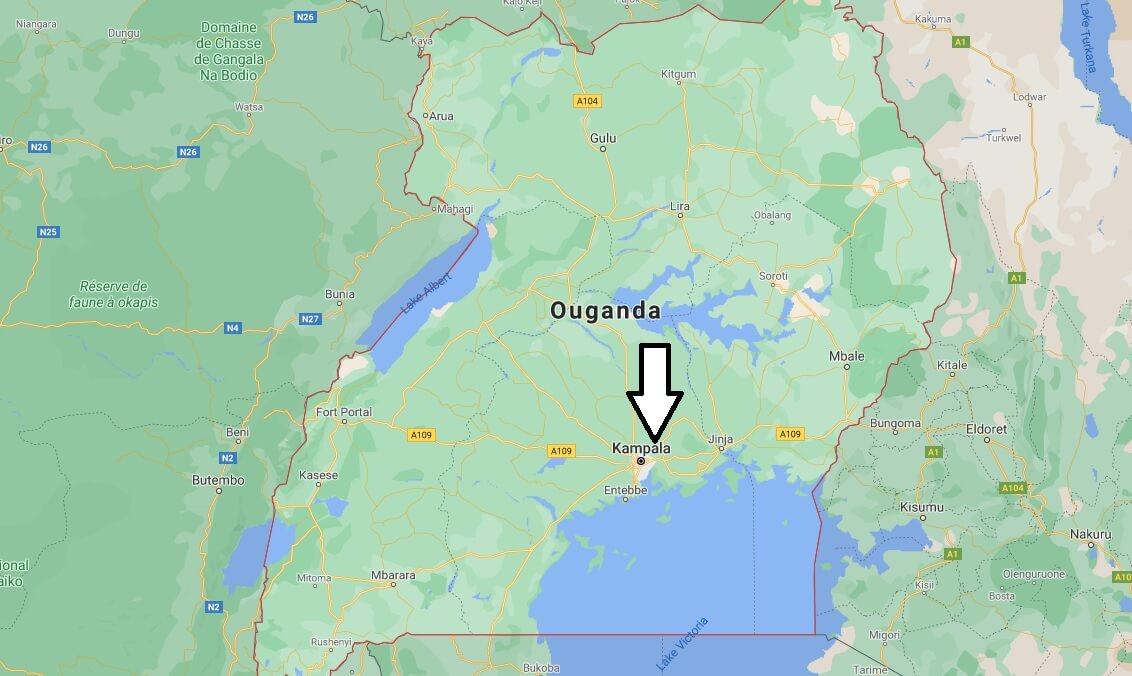 Quelle est la capitale de Ouganda