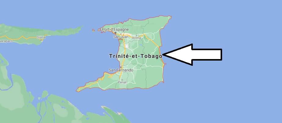 Quelle est la capitale de Trinité-et-tobago