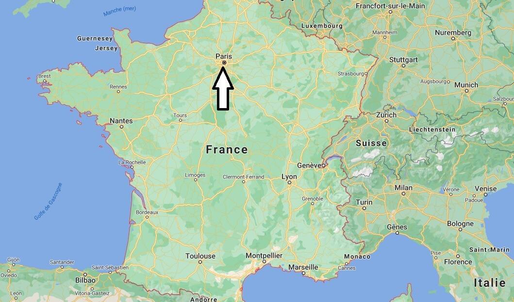 Quelle est la capitale de france
