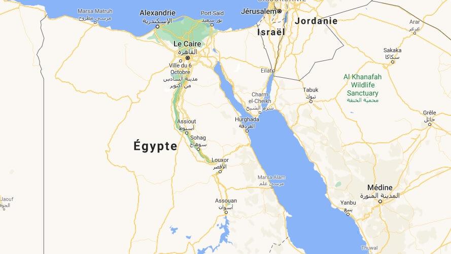 Quelle est la capitale de l-Egypte