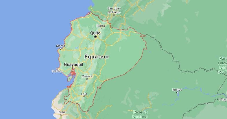 Quelle est la capitale de l-Équateur