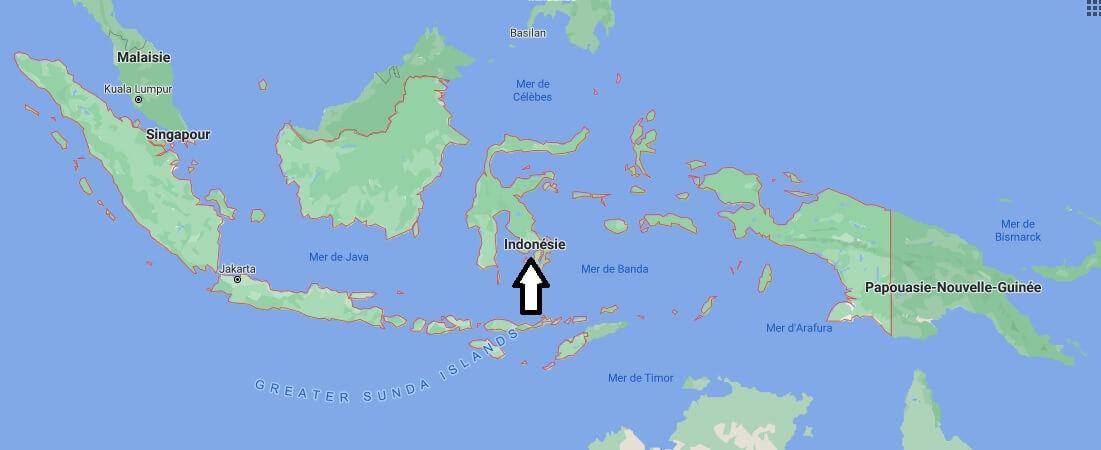 Quelle est la capitale de l-Indonésie