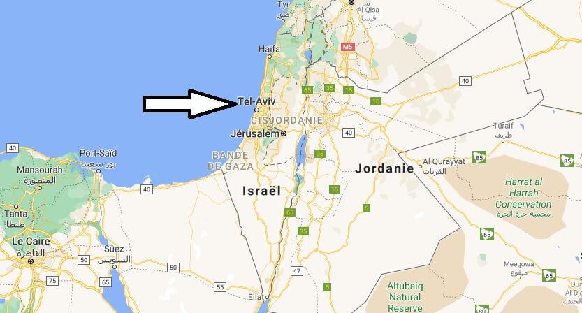 Quelle est la capitale de l-Israël