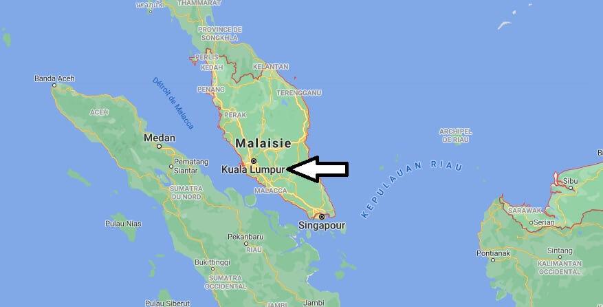 Quelle est la capitale de la Malaisie