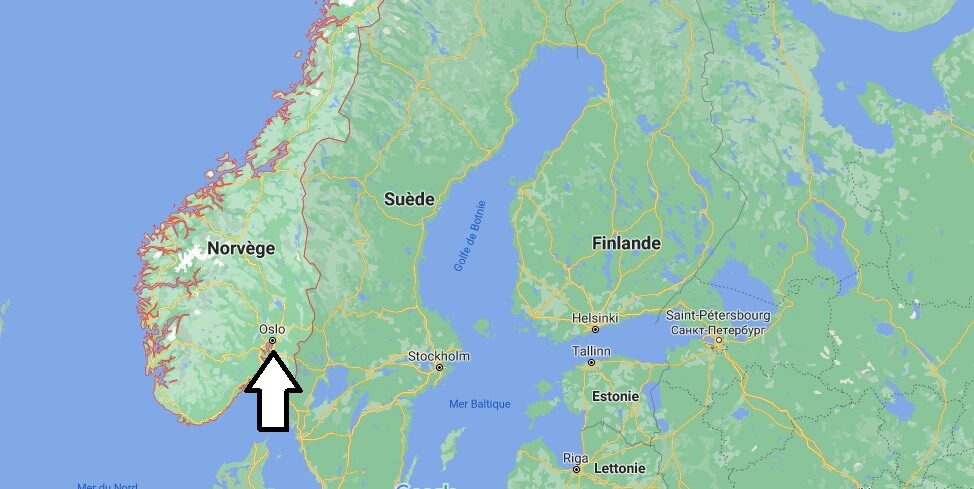 Quelle est la capitale de la Norvège