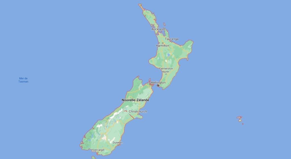 Quelle est la capitale de la Nouvelle-zélande