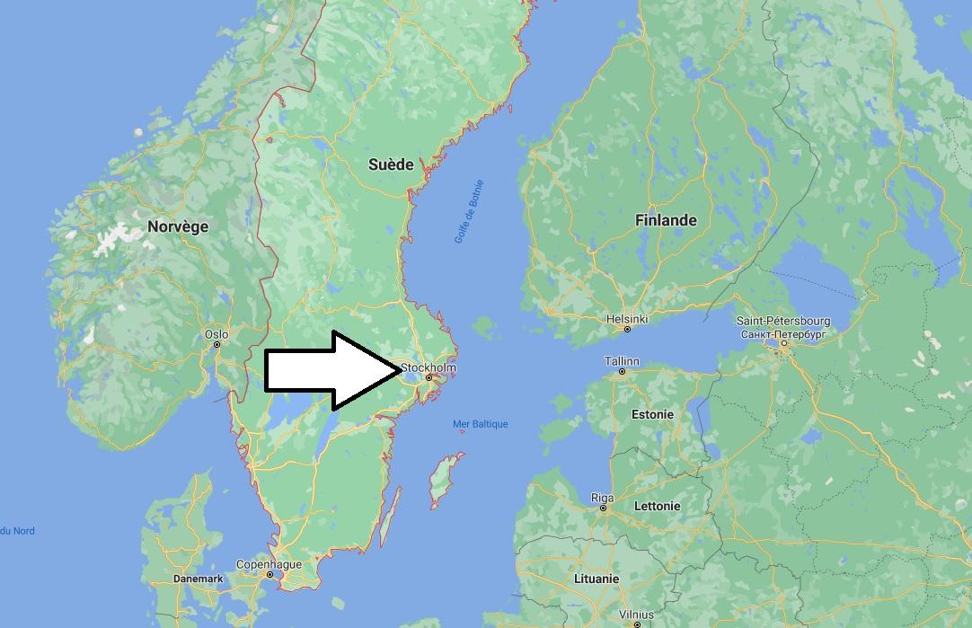 Quelle est la capitale de la Suède