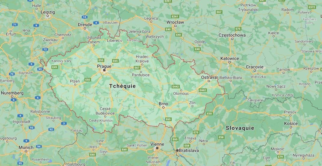 Quelle est la capitale de la Tchèque