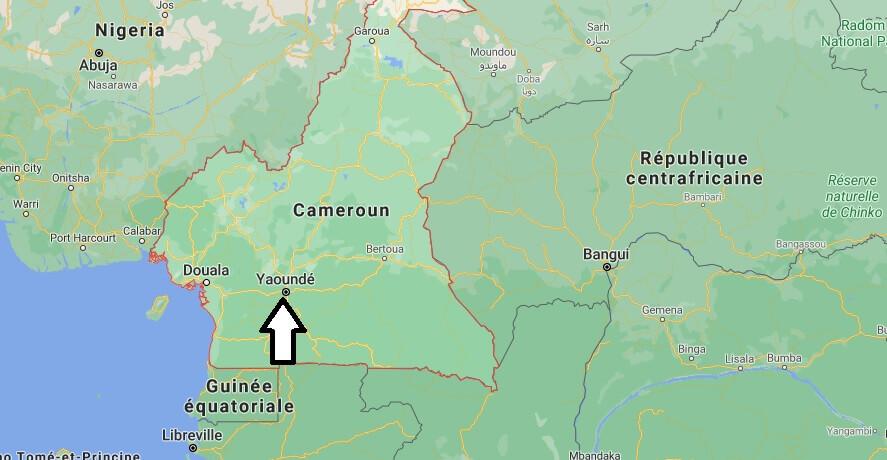 Quelle est la capitale de le Cameroun