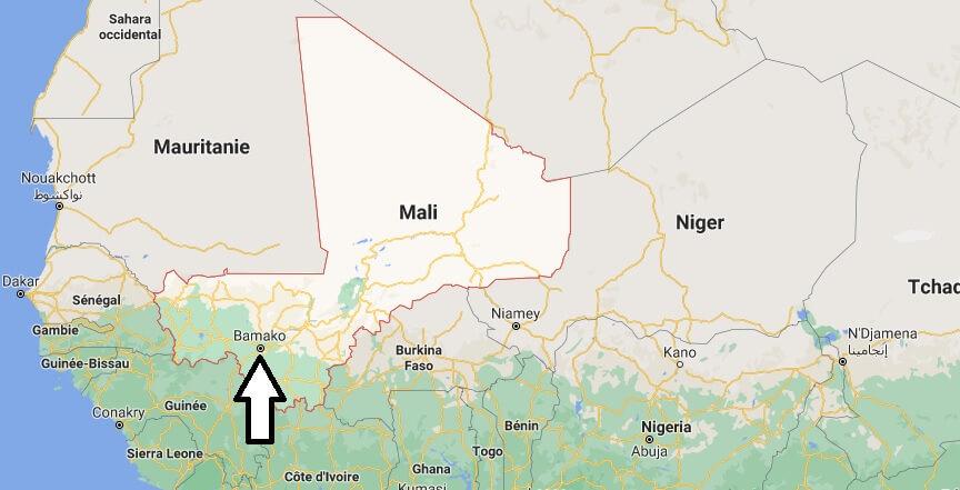Quelle est la capitale de le Mali