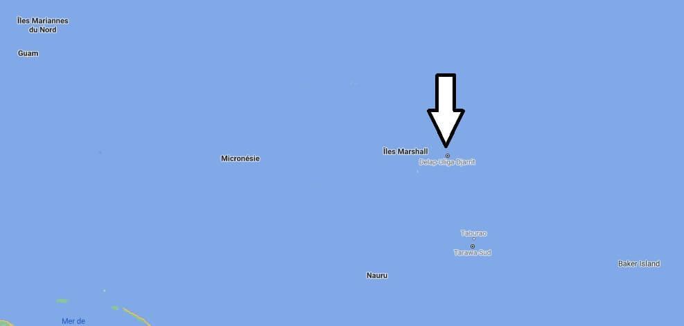 Quelle est la capitale des îles Marshall