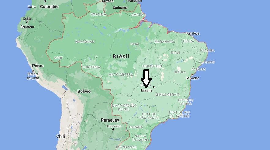 Quelle est la capitale du Brésil