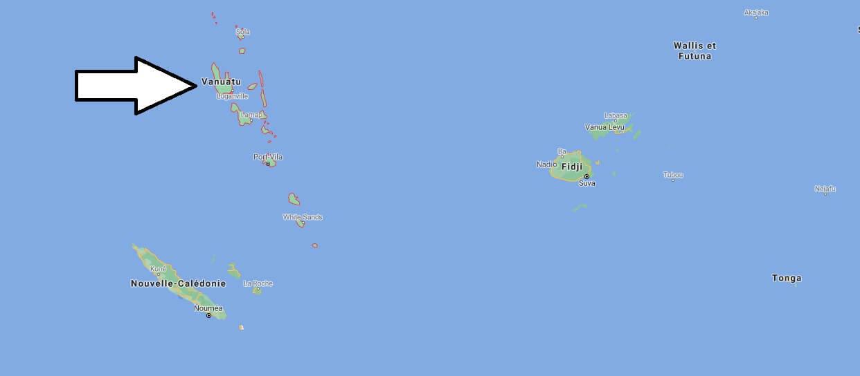 Quelle est la capitale du Vanuatu