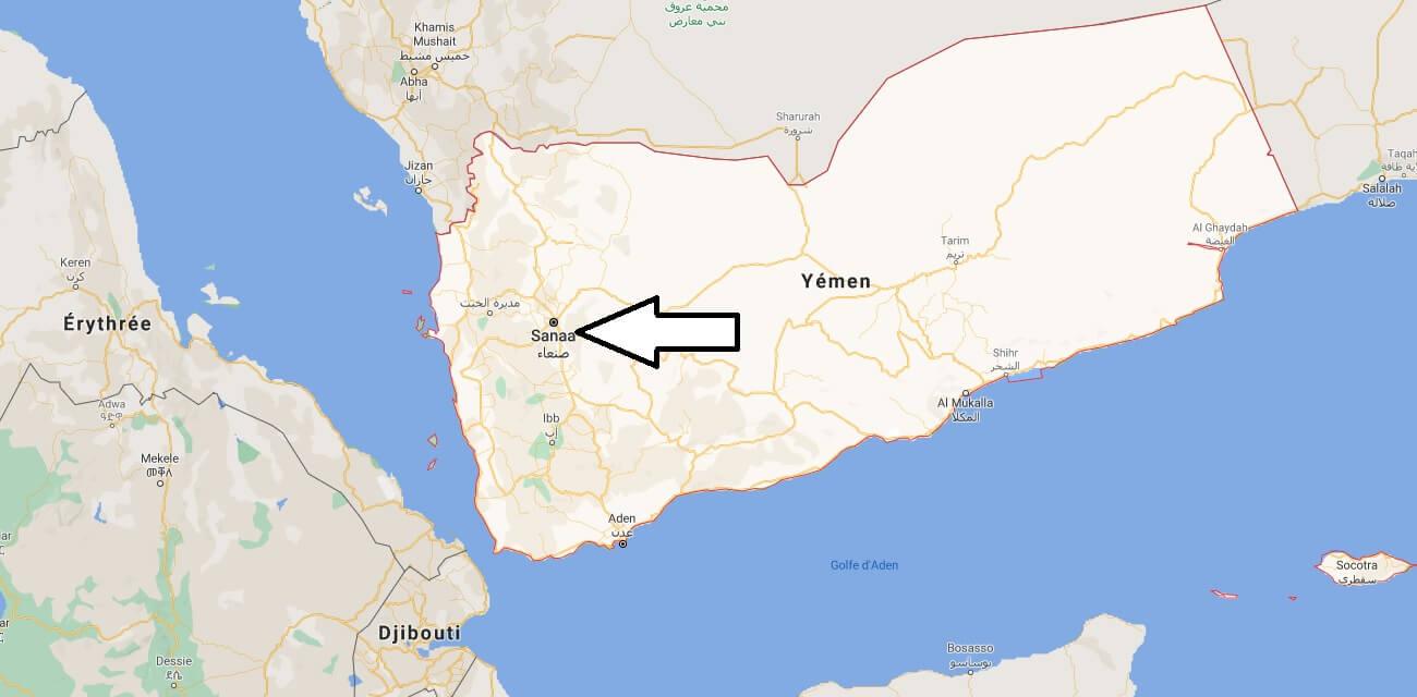 Quelle est la capitale du Yémen