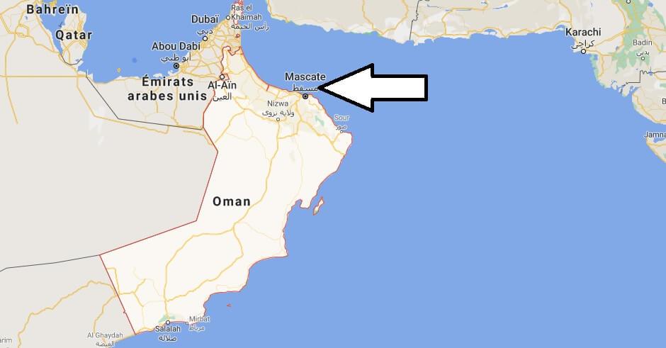 Quelle est la capitale du d-Oman