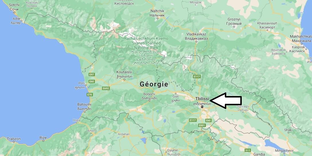 Quelle est la religion de la Géorgie