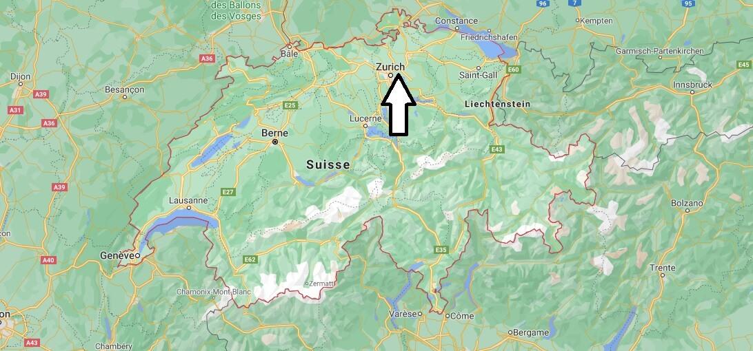 Qui est la capitale de Suisse