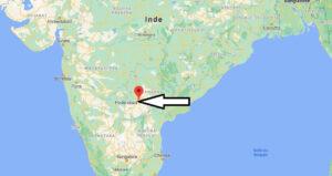 Dans quel pays est Hyderabad