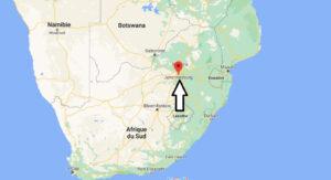 Dans quel pays est Johannesburg